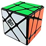 Moyu Yj Crazy Fisher Speed Cube Puzzle Black