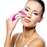 Heaven's Bliss Ice Derma Skin Roller for Anti Aging (Pink)