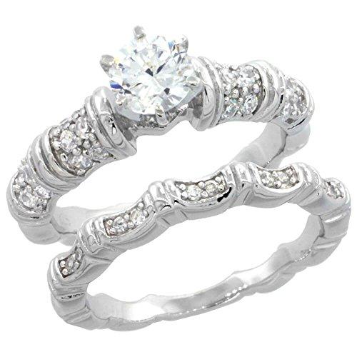 revoni-bracciale-in-argento-sterling-bamboo-pc-2-set-di-anelli-di-fidanzamento-con-zirconia-cubica-t