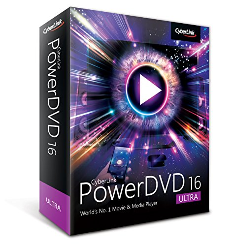 Cyberlink PowerDVD 16 Ultra (Sony Movie Studio Platinum 10 compare prices)