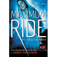 "James Patterson's ""Maximum Ride"" Novels, $2.99 Each on Kindle"