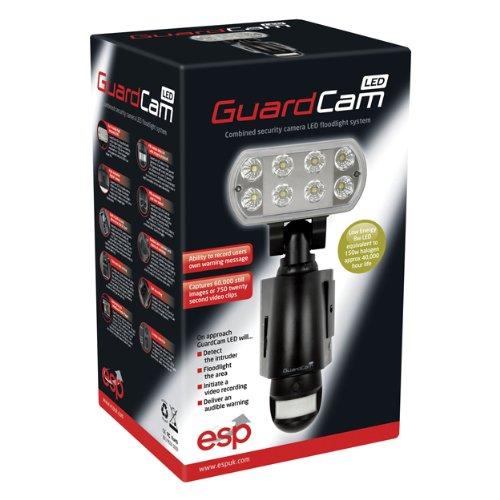 Guardcam led videocamera di sicurezza con funzione di - Videocamera di sicurezza ...