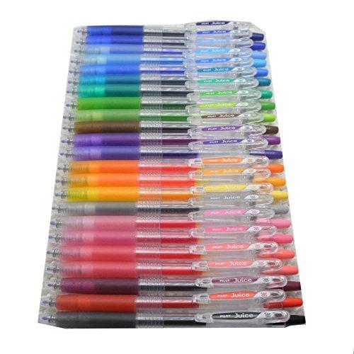 pilot-juice-ballpoint-pens-all-color-set-038mm-24-color-set