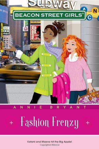 Fashion Frenzy (Beacon Street Girls #9)