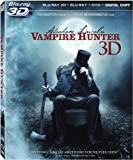 Abraham Lincoln: Vampire Hunter (Blu-ray 3D / Blu-ray / DVD / Digital Copy)