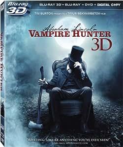 Abraham Lincoln: Vampire Hunter (Blu-ray 3D / Blu-ray / DVD / Digital Copy)