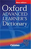 Sally Wehmeier (Ed.) A S Hornby Oxford Advanced Learner's Dictionary of Current English
