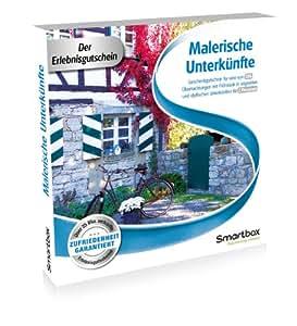 Smartbox® Erlebnisgeschenkbox Malerische Unterkünfte