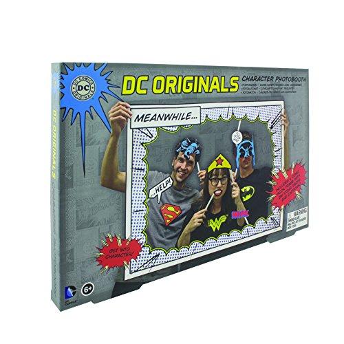 DC Comics - Personaje Photobooth: La novedad del super héroe, carácter prop set (Paladone PP2893DC)