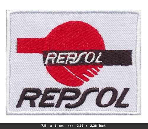 repsol-iron-sew-on-cotton-patches-auto-cars-motorycles-motorbikes-oil-lubricants-racing-team-by-rsps