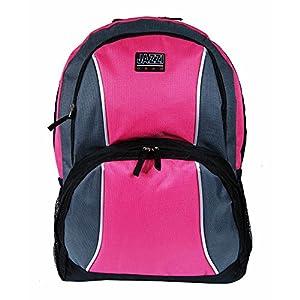 More4bagz - großer Rucksack - für Schule Sport Reisen - Rosa