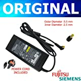 ORGINL FUJITSU SIEMENS ESPRIMO V5535, Laptop Adapter Charger (20V 3.25A 65W) *** Sold & 1 Year Warranty by Printer Ink Cartridges Only***
