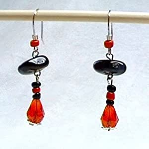 Amazon.com: ARETES DE SANTOS~SAINTS EARRINGS~YORUBA RELIGION~ORISCHAS