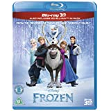 cheap frozen blu ray