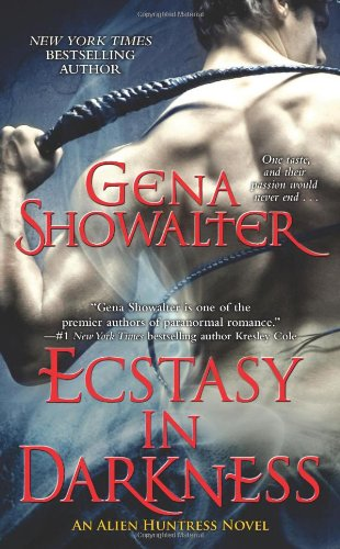 Image of Ecstasy in Darkness (Alien Huntress, Book 5)