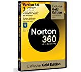 Norton 360 Exclusive Gold Edition Ver 5.0