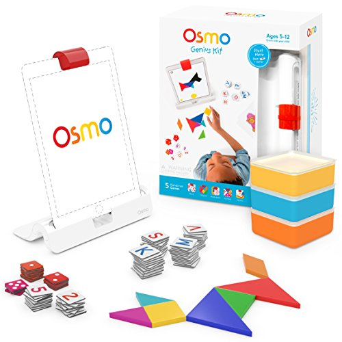Osmo Genius Kit for iPad,2017 Genius Kit