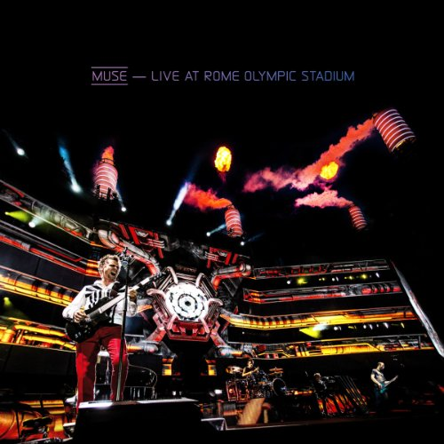 Muse - Live At Rome Olympic Stadium (Blu-Ray/CD) - Zortam Music