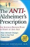 Anti Alzheimers Prescription