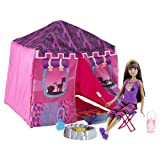 Barbie Safari Tent With Skipper
