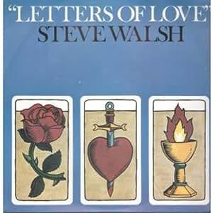 LETTERS OF LOVE 12 SINGLE UK INNERVISION 1983 STEVE