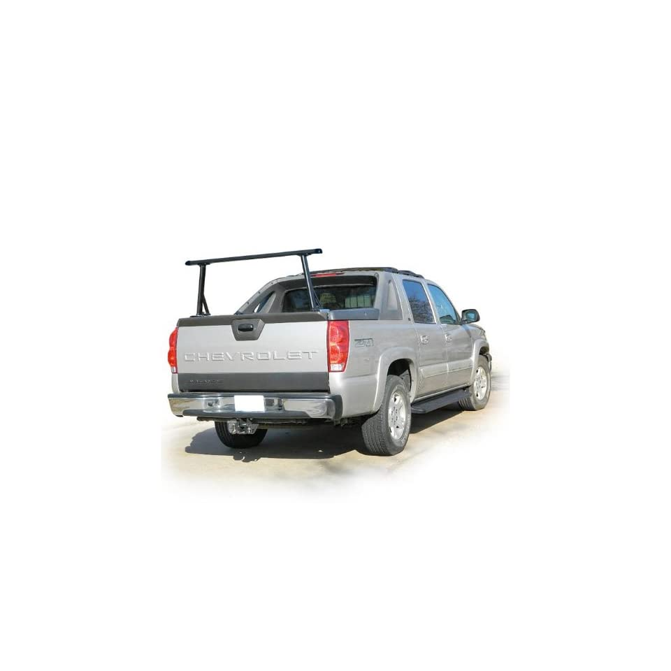 1 bar ladder rack with endcaps for Cadillac Escalade EXT & Chevy Avalanche