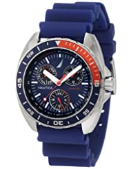 Nautica N07578G Sport Multifunction Watch