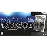 Wii The Beatles: Rock Band Special Value Edition ~ MTV Games