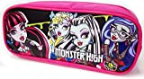 Mattel Monster High Pencil Pouch / Case (Pink)