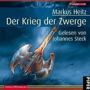 eBook Cover für  Die Zwerge 2 Der Krieg der Zwerge Sonderausgabe