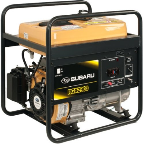 Portable Construction and Industrial Generators