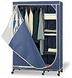 Organize It All Storage Armoire - Blue (75116W)