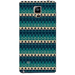Skin4gadgets KNITTED Pattern 23 Phone Skin for SAMSUNG GALAXY NOTE 4 (N910)