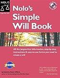 Nolo's Simple Will Book 6th Edition