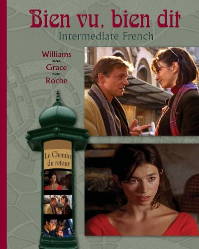 Bien vu, bien dit: Intermediate French (McGraw-Hill World...