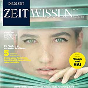ZeitWIssen August / September 2015 Audiomagazin