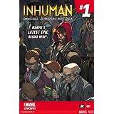 Inhuman #1 ~ Marvel Comics