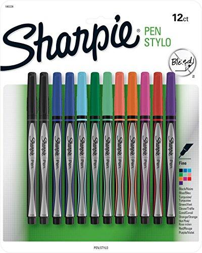 sharpie-pen-fine-point-assorted-colors-12-count