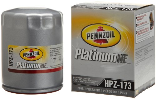 Pennzoil HPZ-173 Platinum Spin-on Oil Filter (2013 F150 Platinum compare prices)