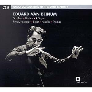 Eduard Van Beinum Great Condu