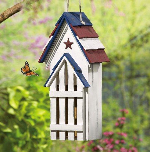 Wood Butterfly House, Butterfly House, Wood House