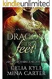 Dragon Her Feet (BBW Paranormal Shapeshifter Romance)