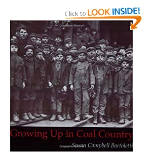Growing Up in Coal Country Susan Campbell Bartoletti