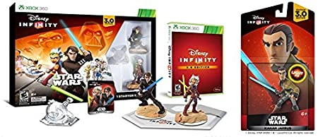 Disney Infinity 3.0 Edition Starter Pack Bundle - Amazon Exclusive - Xbox 360