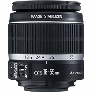 Canon EF-S18-55mm F3.5-5.6 IS STM EF-S18-55ISSTM