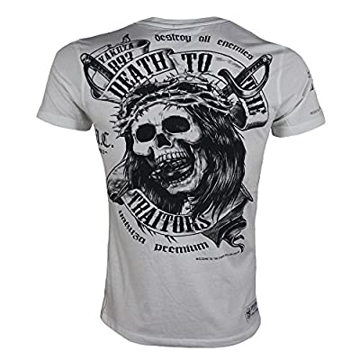 Yakuza Premium T-Shirt 1810 natur