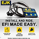 Dobeck EJK Fuel Injection Controller for Buell XB9 2008 2010  XB12 2008 2010  EFI Programmer