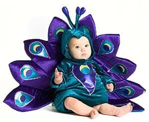 Princess Paradise Baby & Toddler Peacock Halloween Costume