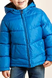 Stormwear Padded Hood Jacket [T88-9007Y-Z]