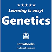 Genetics Audiobook by  IntroBooks Narrated by Tracy Tupman